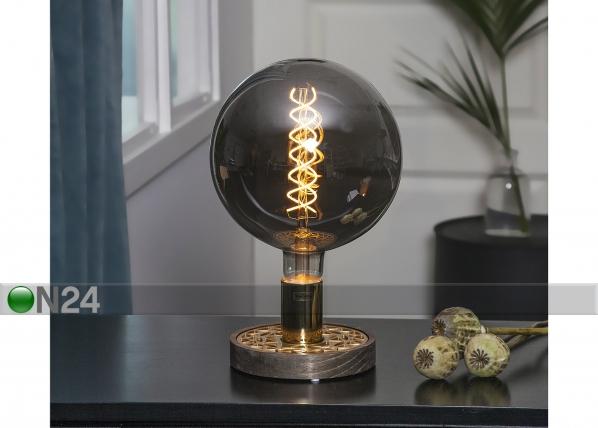 Декоративная LED лампочка E27 6 Вт AA-152383
