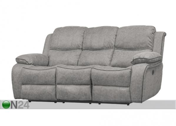 3-ist sohva Relax25 (mekaaninen) BM-152516