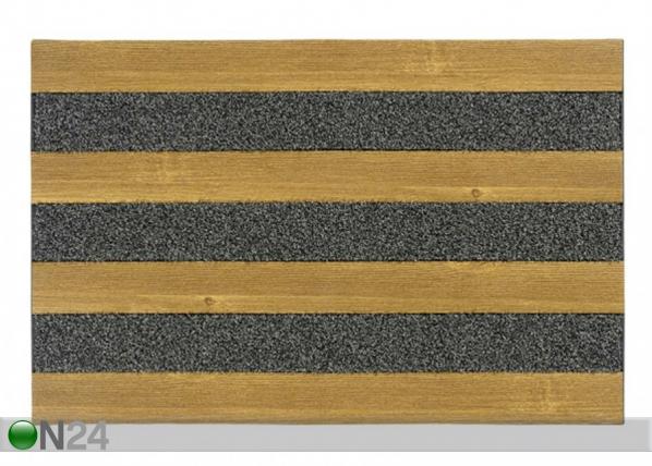 Kynnysmatto Woodland Oak 46x76 cm RT-153125