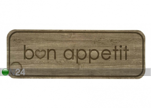 Köögivaip Cook & Wash Bon appetit RT-153132