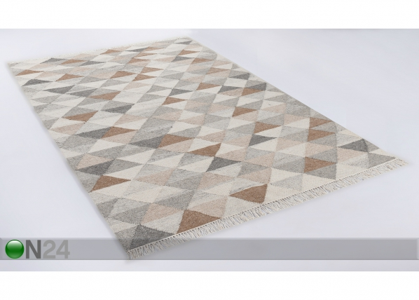 Matto Vintage Triangle 65x135cm AA-153765