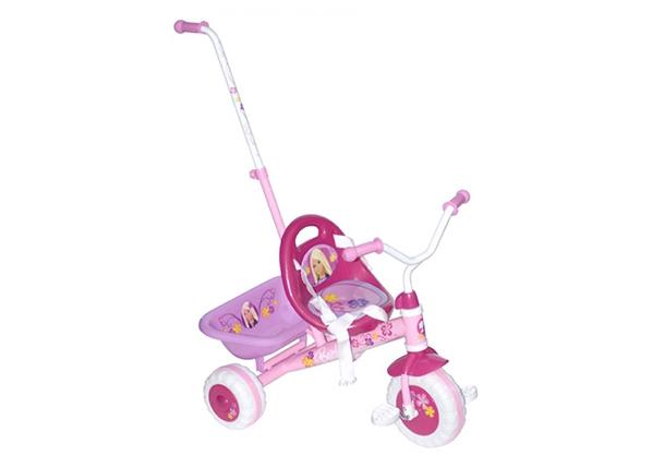 Lasten kolmipyöräinen polkupyörä Barbie TC-154101