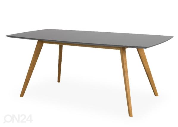 Ruokapöytä Bess 185x95 cm AQ-154196