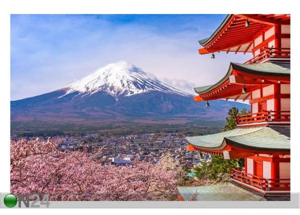 Fliis fototapeet Japan 360x270 cm ED-154243