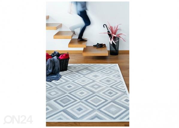 Narma smartWeave® matto Tahula white 70x140 cm NA-154717