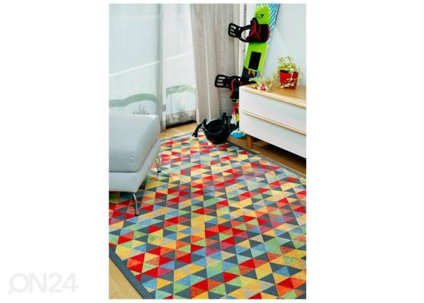 Narma smartWeave® matto Luke multi 80x250 cm NA-154828