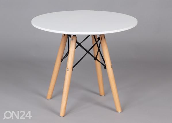 Lasten pöytä Ø 60 cm RU-154898