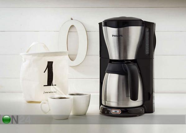 Kahvinkeitin lämpökannulla Philips Cafe Gaia MR-155418