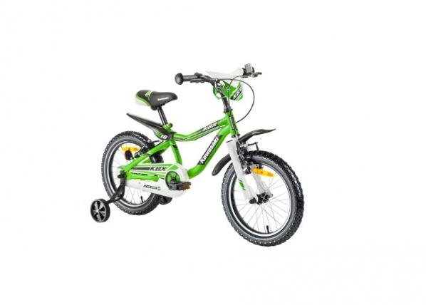 7a0ccb6bf3b Jalgratas lastele Kawasaki Juroku 16 tolli TC-155624 - ON24 ...