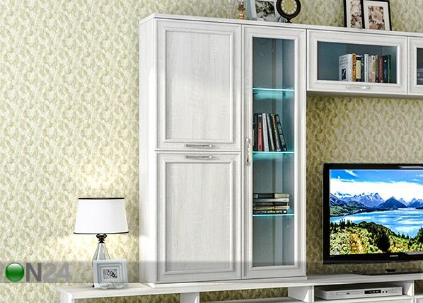 Шкаф-витрина Florencia AY-155714