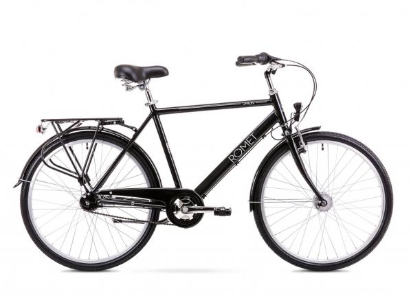 Miesten kaupunkipyörä 20 M Rower ROMET ORION 7S TC-155955