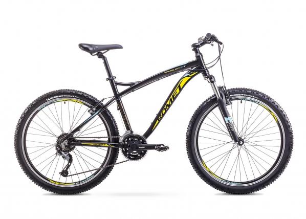Miesten maastopyörä 20 L FIT 26 musta TC-156123