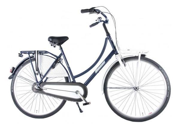 Linnaratas naistele SALUTONI Dutch oma bicycle Glamour 28 tolli 56 cm Shimano Nexus 3 käiku TC-156187