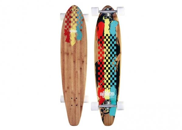 Longboard Kicktail Bamboo Ii Pro-Line Nijdam TC-156415