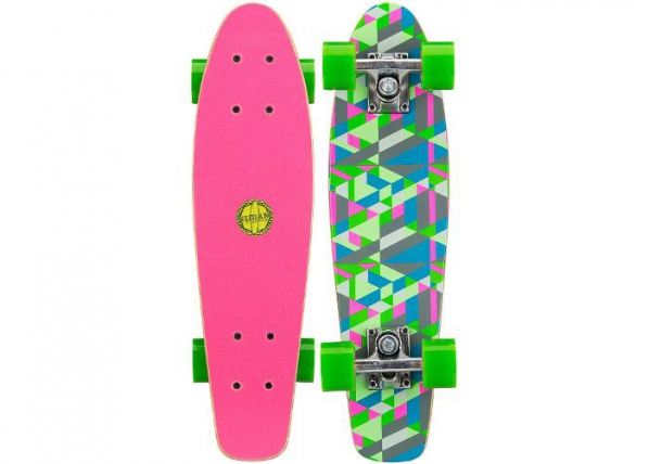 "Puinen Pennyboard rullalauta 22.5"" Flip Board Black Dragon TC-156429"