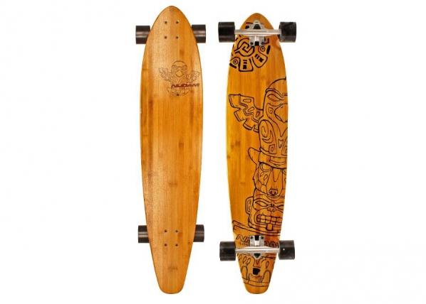 Longboard Kicktail Bamboo Pro-Line Nijdam TC-156475