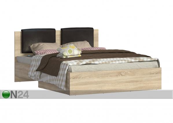 Pesukastiga voodi Vesta 160x200 cm AY-157697
