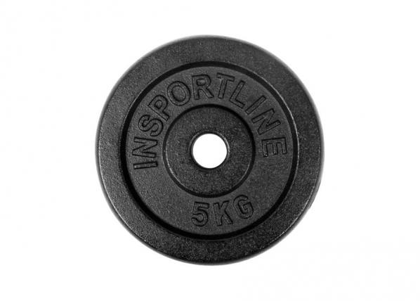 Levypaino 5 kg inSPORTline TC-158555
