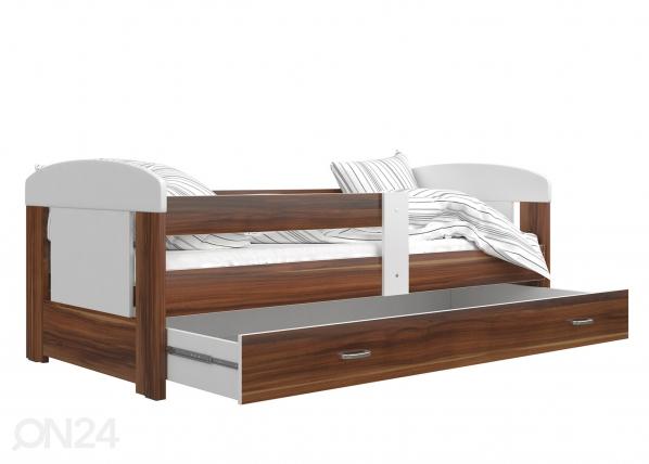 Детская кровать 80x180 cm + матрас TF-158989