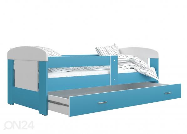 Детская кровать 80x180 cm + матрас TF-158991
