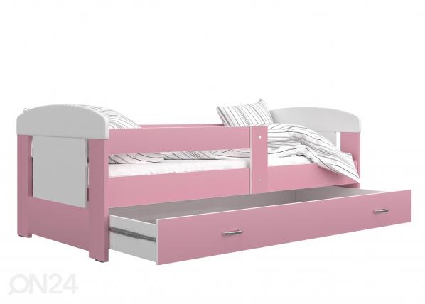 Детская кровать 80x180 cm + матрас TF-158992