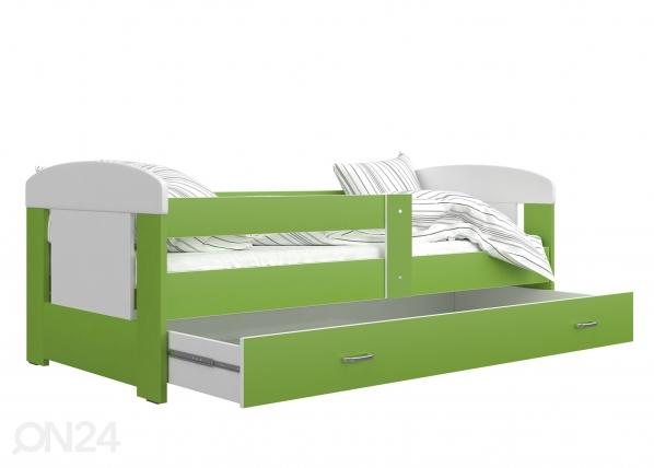 Детская кровать 80x180 cm + матрас TF-158994