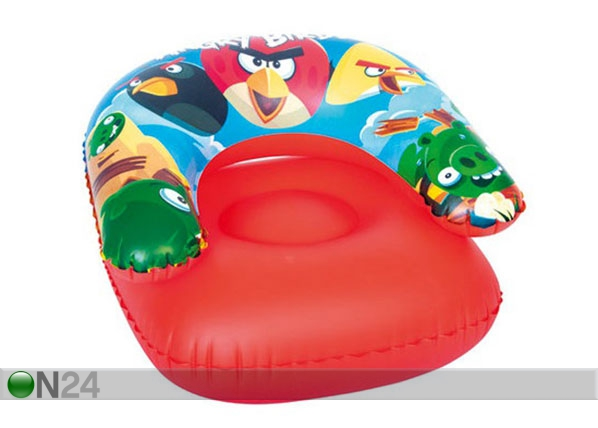 Puhallettava rantatuoli Angry Birds SG-160492