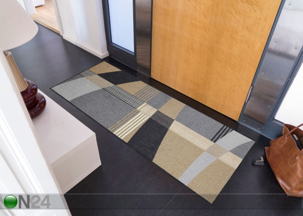 Matto Emilia grey 60x180 cm A5-161902