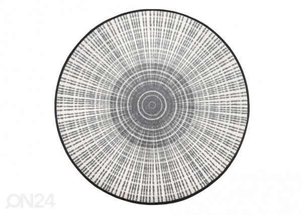Pyöreä matto Cascara grey A5-161995