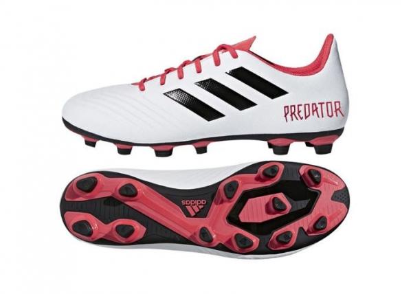 new arrival 6f10f 9b6a7 Miesten jalkapallokengät Adidas Predator 18.4 FxG M