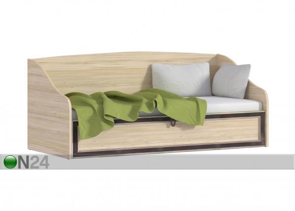 Кровать с ящиком Peking 80x200 cm AY-164904