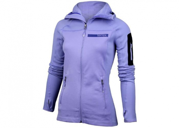 Naiste softshell jope Adidas Terrex Stockhorn Fleece W TC-165239