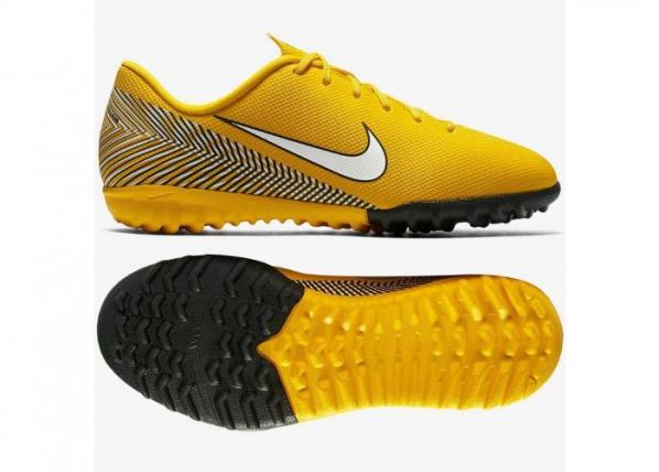 detailed look d0b6a 73998 Lasten jalkapallokengät Nike Mercurial Vapor 12 Academy Neymar TF Jr  AO9476-710