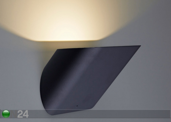 Seinavalgusti Luxe Black A5-167179