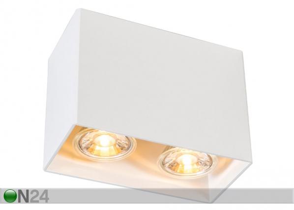 Laevalgusti Ronbox White A5-167187