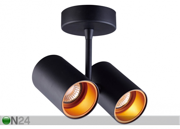 Kohtvalgusti Tori Duo Black A5-167205