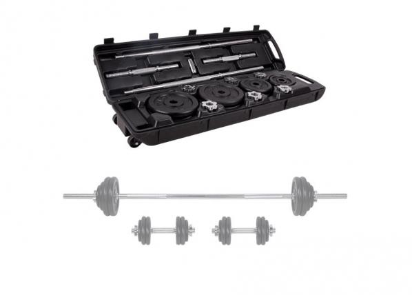 Painosetti inSPORTline 50 kg TC-168100