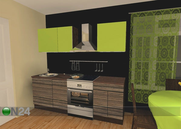 Baltest köögimööbel Kaisa 1 mini 160 cm AR-16816