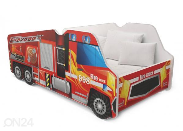 Autosänky + patja 70x140 cm TF-168641