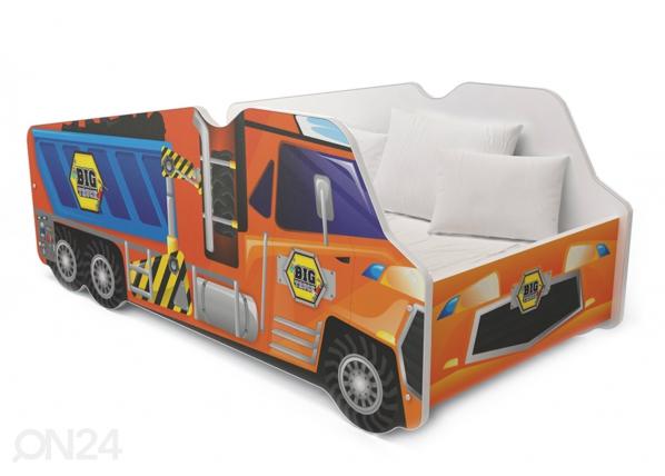 Autosänky + patja 70x140 cm TF-168643