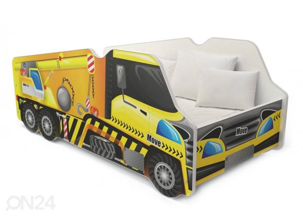 Autosänky + patja 70x140 cm TF-168646