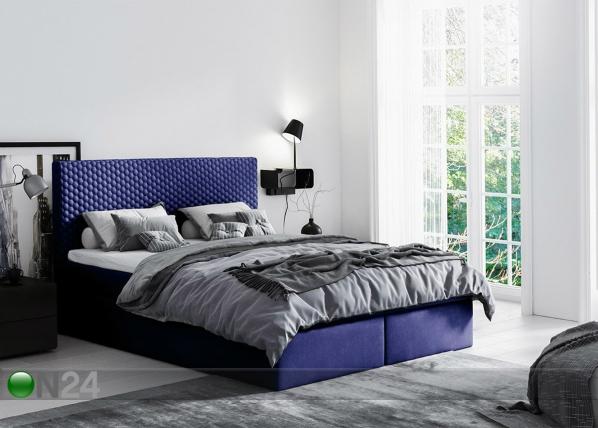 Континентальная кровать с ящиком 120x200 cm TF-169070