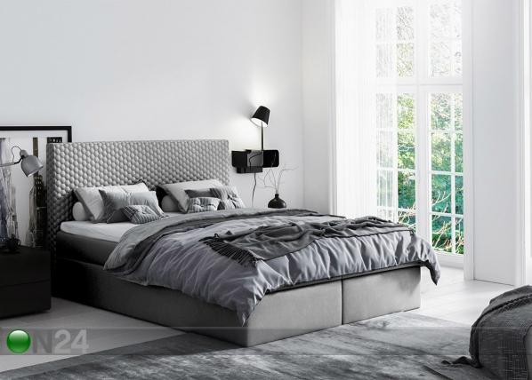 Континентальная кровать с ящиком 120x200 cm TF-169076