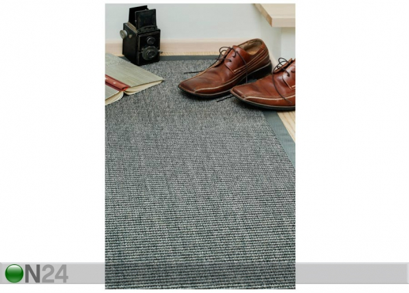 Narma sisalmatto Livos grey 80x150 cm NA-169592