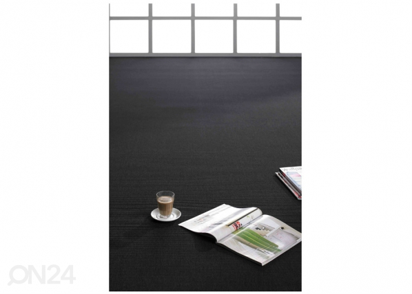 Narma sileäsidosmatto Credo black NA-170295