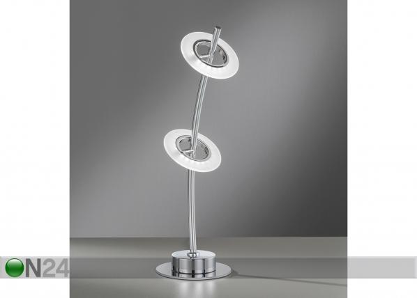 Laualamp Bambus LED AA-175002