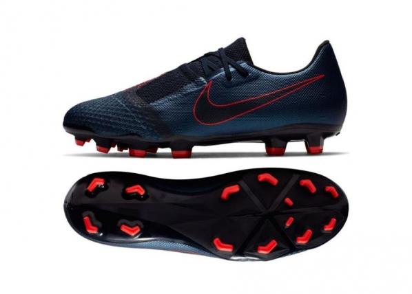 Miesten jalkapallokengät nurmikentälle Nike Phantom Venom Academy FG M AO0566-440 TC-176404