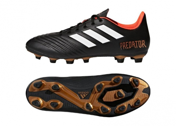 Miesten jalkapallokengät adidas Predator 18.4 FxG M CP9265 TC-178071