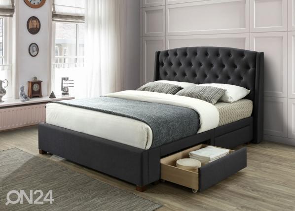 Sänky vuodevaatelaatikolla RA-179567