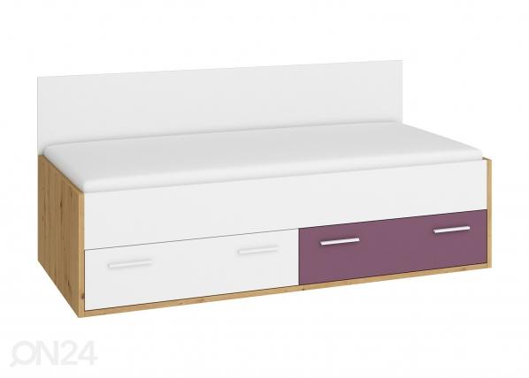 Sänky vuodevaatelaatikolla 90x200 cm TF-179809
